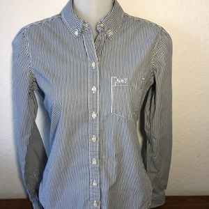 Abercrombie & Fitch Women's Shirt Long Sleeve